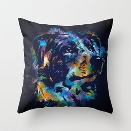 Australian Shepherd dog - Aussie Throw Pillow