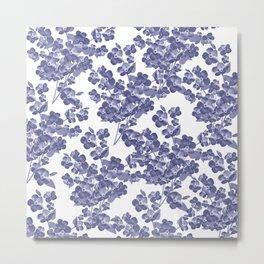Floral pattern 14 Metal Print