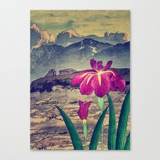Evening Hues at Jiksa Canvas Print