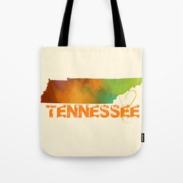 Tennessee Love Tote Bag