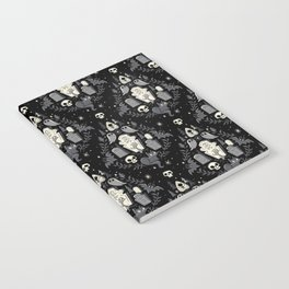 Graveyard Ghouls Notebook