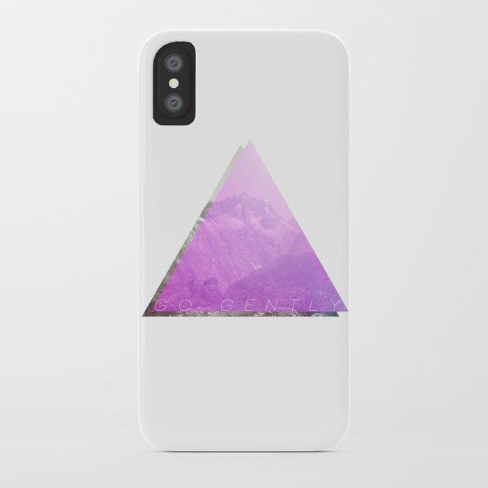 go gently iPhone Case