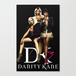 DK3 Canvas Print