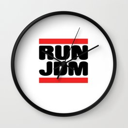 Run JDM Wall Clock