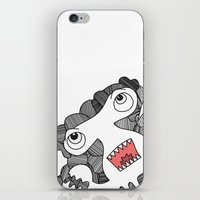 pie iPhone & iPod Skins featuring Pie! by DoodledPanda