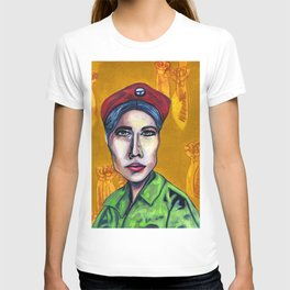 Lulu (Young Lords Party Series) T-shirt