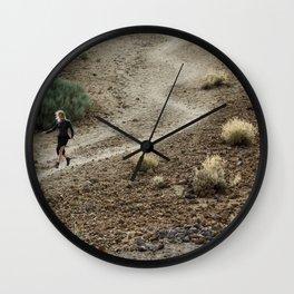 Run run Run run Run run Run away From your Responsibilities Wall Clock