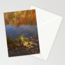 Colours in Mauricie - Canada Stationery Cards