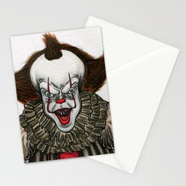 Pennywise The Dancing Clown Stationery Cards