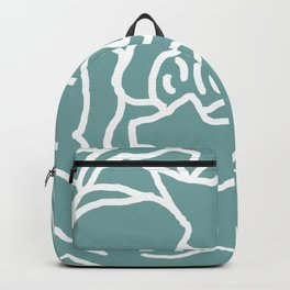 Sea Peony Backpack