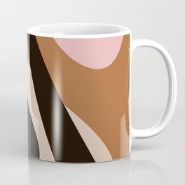 abstract brown Coffee Mug