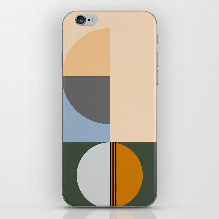Contemporary 40 iPhone Skin
