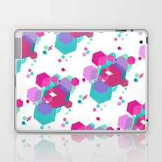 Hex Pattern Laptop & iPad Skin