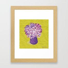 MOR Framed Art Print