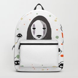 No face and the sprites Backpack