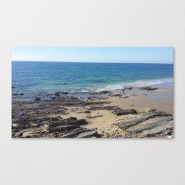 Newport Tides Canvas Print
