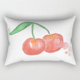 Cherry Bomb Rectangular Pillow