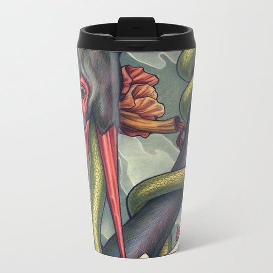 Harbinger Metal Travel Mug