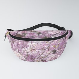Cherry Blossom Spring Fanny Pack