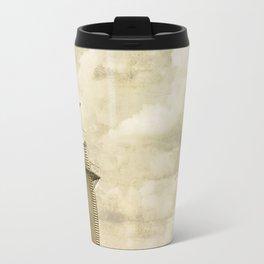 Contained Silence Travel Mug