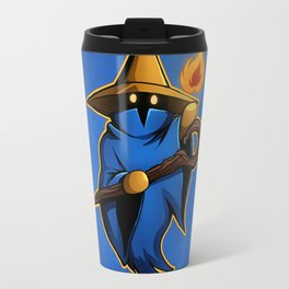 Little Black Mage Travel Mug