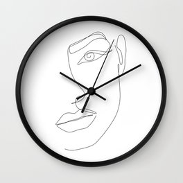 Eye Connection Wall Clock