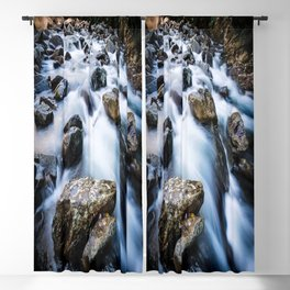 Take Me to the River - Rushing Rapids in the Great Smoky Mountains Blackout Curtain