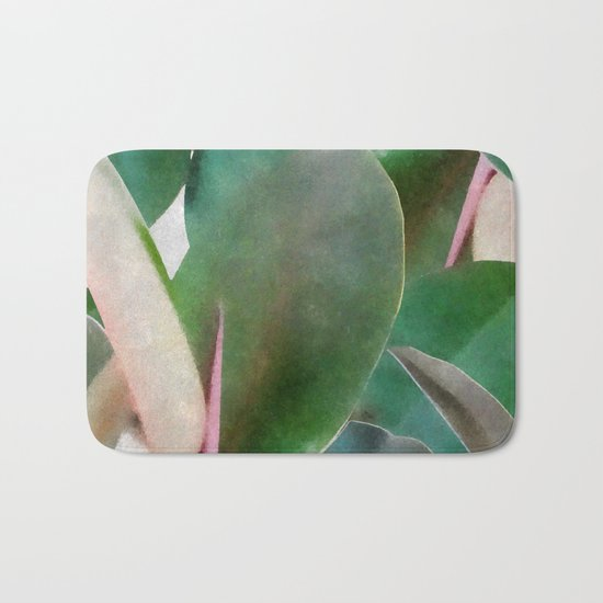 Preconceived Purity #society6 #buyart #decor Bath Mat