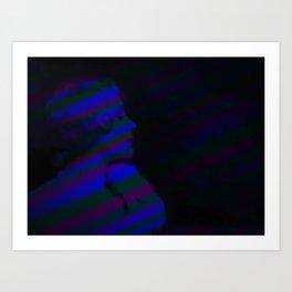 Siren of Silence 01H Art Print