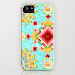 Provence Glow iPhone Case