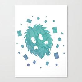 Kuriii! Canvas Print