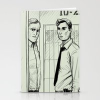 true detective Stationery Cards featuring True Detective by Hedgefield