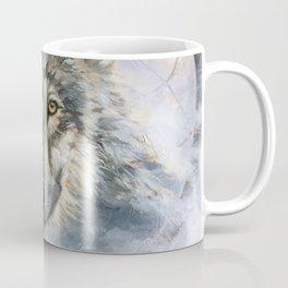 Dreamcatcher - Spirit Animal Wolf Coffee Mug