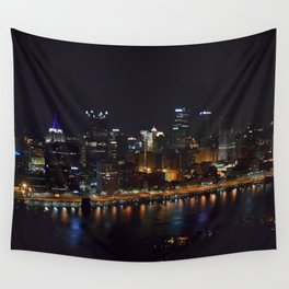 Pittsburgh Tour Series - City Wall Tapestry