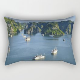 Halong Bay - Landscape Rectangular Pillow