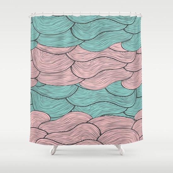 Summerlicious Shower Curtain