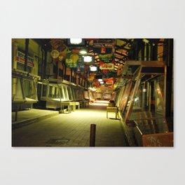 Varvakeios Agora Canvas Print