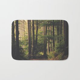 Enchanted Forest Bath Mat