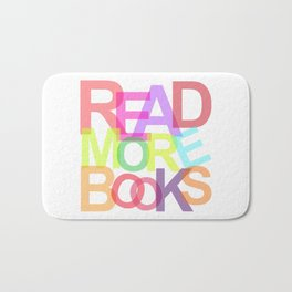 READ MORE BOOKS Bath Mat