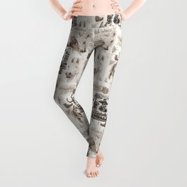 Country Western Leggings