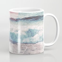Sea, Salt, Sand and Sun Pastel Vibes Coffee Mug
