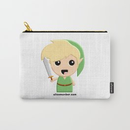 Kokeshi Legend Of Link Carry-All Pouch