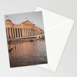 SKOPJE IV Stationery Cards
