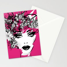 fashion illustration Stationery Cards