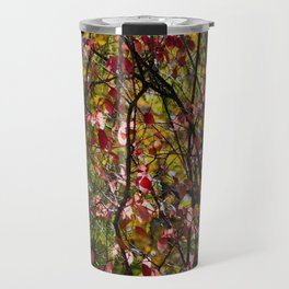 Nature's Tapestry Travel Mug