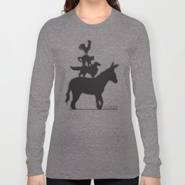Town Musicians of Bremen Long Sleeve T-shirt