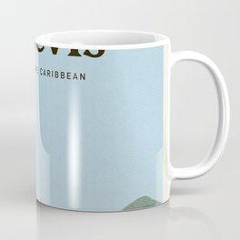Visit Saint Kitts & Nevis Coffee Mug