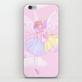 Sweet lolita angels iPhone Skin