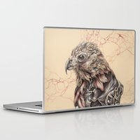 hawk Laptop & iPad Skins featuring Hawk by Adrian Chin
