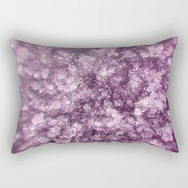 Pink Diamonds Rectangular Pillow
